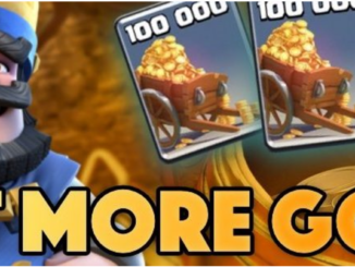 Get More Gold in Clash Royale