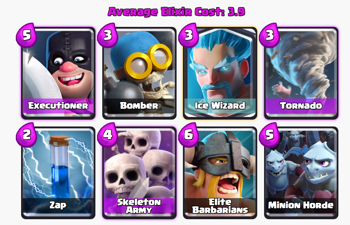 auto-win clash royale deck